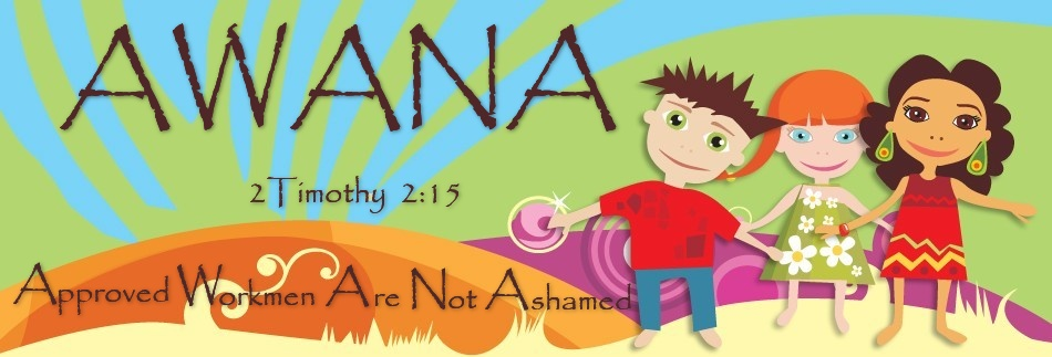 Children's Church Website Banner